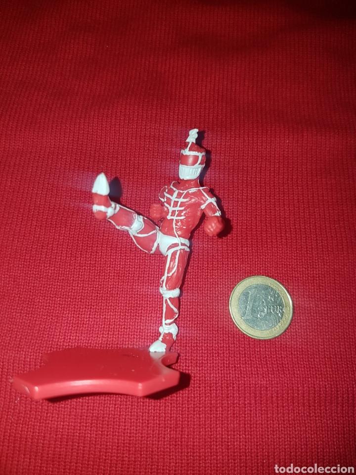 FIGURA POWER RANGERS LORD ZEDD 1995 SABAN MACAU (Juguetes - Figuras de Acción - Power Rangers)