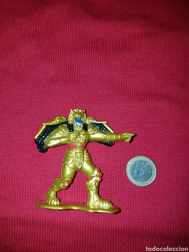 FIGURA POWER RANGERS GOLDAR 1993 BANDAI (Juguetes - Figuras de Acción - Power Rangers)