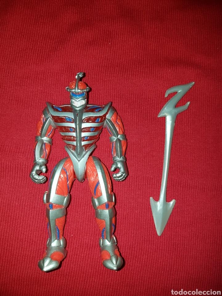FIGURA POWER RANGERS LORD ZEDD 1994 BANDAI (Juguetes - Figuras de Acción - Power Rangers)