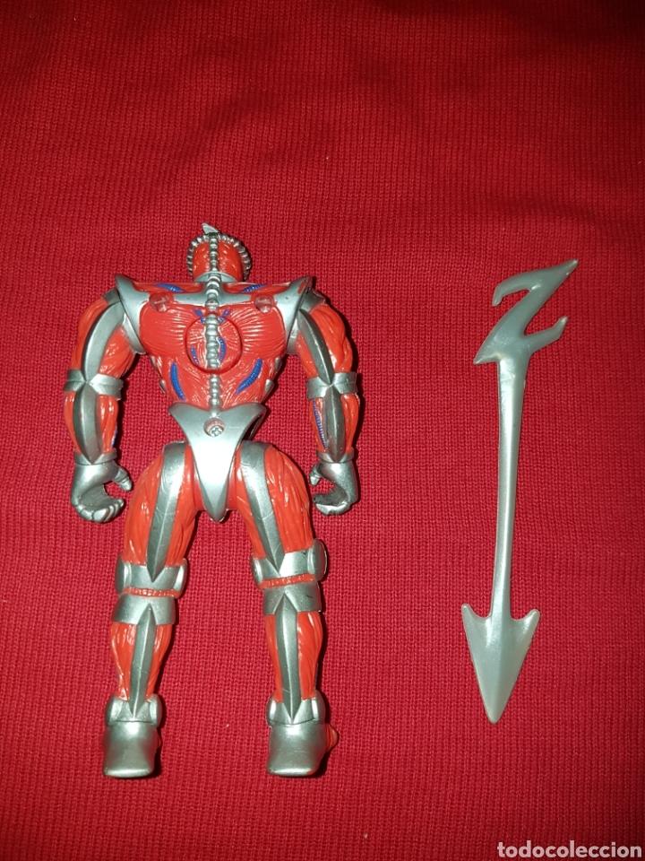 Figuras y Muñecos Power Rangers: Figura Power Rangers Lord Zedd 1994 Bandai - Foto 2 - 146438798