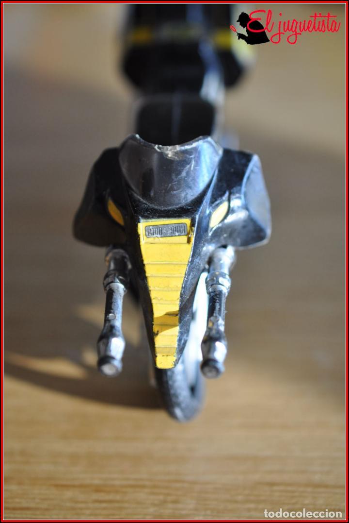 Figuras y Muñecos Power Rangers: SJ 81 - POWER RANGERS - BANDAI 1993 - MOTO CON CAÑONES - Foto 2 - 146994478