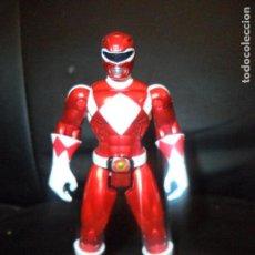 Figuras y Muñecos Power Rangers - RANGER ROJO CLASSIC - POWER RANGERS MIGHTY MORPHIN, BANDAI 2012- - 146995022