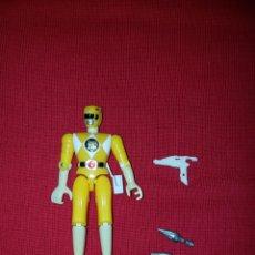 Figuras y Muñecos Power Rangers: FIGURA POWER RANGERS MIGHTY MORPHIN TRINI 1993 BANDAI AMARILLO. Lote 147085134