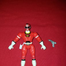 Figuras y Muñecos Power Rangers: POWER RANGERS TURBO RED RANGER 1997 BANDAI. Lote 147090196