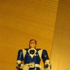 Figuras y Muñecos Power Rangers: POWER RANGER CON CABEZA INTERCAMBIABLE. Lote 147391034
