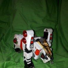 Figuras y Muñecos Power Rangers: TIGREZORD COMPLETO FUNCIONANDO POWER RANGERS. Lote 147584389
