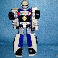 Figuras y Muñecos Power Rangers: MEGAZORD TURBO ZORD - POWER RANGERS TURBO 1997 BANDAI. Lote 147950886