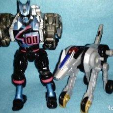 Figuras y Muñecos Power Rangers: BANDAI-VINTAGE-POWER-RANGERS-2004-SPD-SHADOW-RANGER-RIC-DOG . Lote 148111042