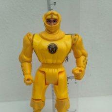 Figuras y Muñecos Power Rangers: FIGURA DE ACCIÓN POWER RANGER NINJA AMARILLO. Lote 148196400