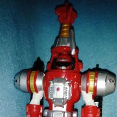 Figuras y Muñecos Power Rangers: POWER RANGERS ROJO BANDAI 2005. Lote 148248222