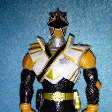 Figuras y Muñecos Power Rangers: POWER RANGERS - BANDAI 2011 AMARILLO. Lote 148248686