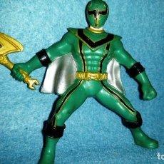 Figuras y Muñecos Power Rangers: POWER RANGERS - BANDAI VERDE . Lote 148248774