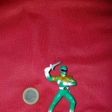 Figuras y Muñecos Power Rangers: FIGURA POWER RANGERS MIGHTY MORPHIN TOMMY VERDE BANDAI 1993. Lote 149988777