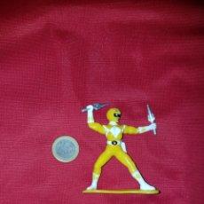 Figuras y Muñecos Power Rangers: FIGURA POWER RANGERS MIGHTY MORPHIN TRINI AMARILLO BANDAI 1993. Lote 149989889