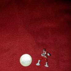Figuras y Muñecos Power Rangers: MINI FIGURA POWER RANGERS JASON ROJO MICRO MACHINES. Lote 149992437