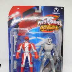 Figuras y Muñecos Power Rangers: M69 BLISTER POWER RANGERS OPERATION OVERDRIVE. 2006. BANDAI.. Lote 151948198