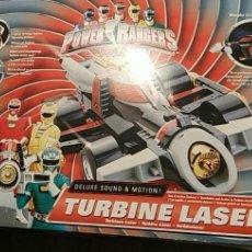 Figuras y Muñecos Power Rangers: TURBINE LÁSER. POWER RANGERS TURBO. BANDAI.. Lote 154782888