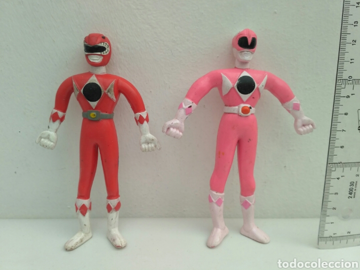 FIGURAS DE ACCIÓN POWER RANGERS FLEXIBLE (Juguetes - Figuras de Acción - Power Rangers)