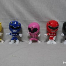 Figuras y Muñecos Power Rangers: POWER RANGERS DE BURGUER KING 2018. Lote 152964034