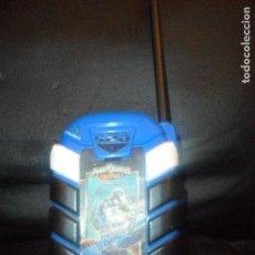 Figuras y Muñecos Power Rangers: WALKIE TALKIE SPD - POWER RANGERS SPD 2005 BANDAI -. Lote 154805754