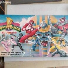 Figuras y Muñecos Power Rangers: ANTIGUO JUEGO DE MB POWER RANGERS . Lote 155113062