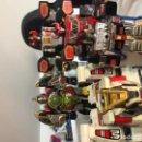 Figuras y Muñecos Power Rangers: POWER RANGERS LOTE DE MEGAZORD TRANFORMABLES. Lote 155382202