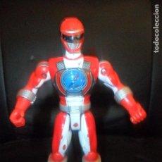 Figuras y Muñecos Power Rangers: RANGER ROJO - POWER RANGERS OVERDRIVE 2006 BANDAI -. Lote 155742094