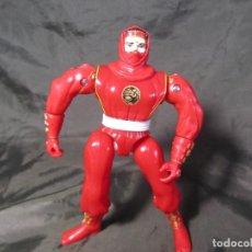 Figuras y Muñecos Power Rangers: MIGHTY MORPHIN ROJO POWER RANGERS BANDAI 1995. Lote 157966766