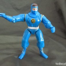 Figuras y Muñecos Power Rangers: MIGHTY MORPHIN AZUL POWER RANGERS BANDAI 1995. Lote 157967194