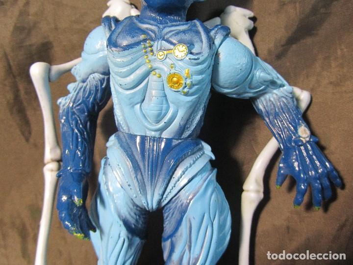 Figuras y Muñecos Power Rangers: BABOO POWER RANGERS BANDAI 1993 20 CM COMPLETO - Foto 7 - 158302414