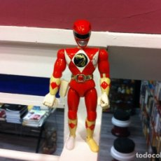 Figuras y Muñecos Power Rangers: FIGURA POWER RANGERS. RED. ALTURA: 20CM. 1993, BANDAI, CHINA. Lote 158443114