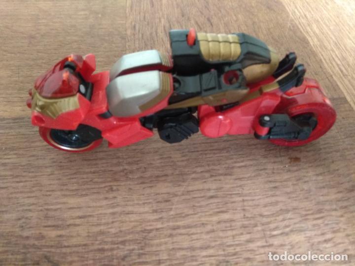 Figuras y Muñecos Power Rangers: MOTO TRANSFORMABLE POWER RANGER - - Foto 3 - 160147670