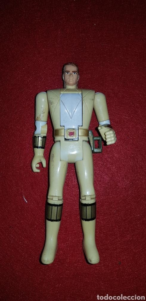 Figuras y Muñecos Power Rangers: MIGHTY MORPHIN POWER RANGERS AUTO MORPHIN FIGURA DE 14 CM BANDAI 1993 - Foto 2 - 161166992