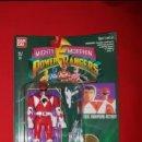 Figuras y Muñecos Power Rangers: BLISTER BANDAI AUTO MORPHIN POWER RANGERS 1993/1994 MIGHTY MORPHIN JASON ROJO. Lote 161170392