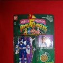 Figuras y Muñecos Power Rangers: BLISTER BANDAI AUTO MORPHIN POWER RANGERS 1993/1994 MIGHTY MORPHIN BILLY AZUL. Lote 161170901