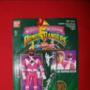 Figuras y Muñecos Power Rangers: BLISTER BANDAI AUTO MORPHIN POWER RANGERS 1993/1994 MIGHTY MORPHIN KIMBERLY ROSA. Lote 161170981