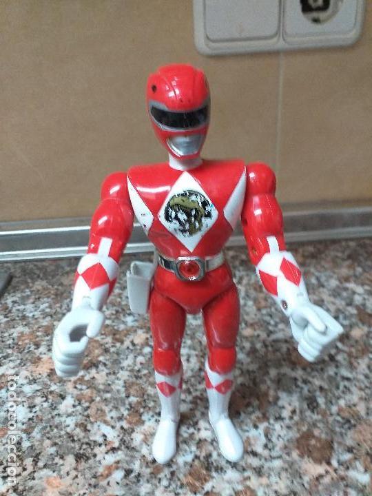 FIGURA POWER RANGER 93 BANDAI (Juguetes - Figuras de Acción - Power Rangers)