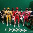 Figuras y Muñecos Power Rangers: LOTE DE FIGURAS Y ACCESORIOS 1A GENERACIÓN . Lote 163302498