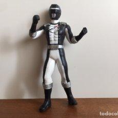 Figuras y Muñecos Power Rangers: MINI POWER RANGERS NEGRO. Lote 163521552