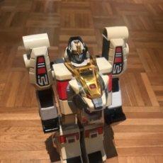 Figuras y Muñecos Power Rangers: TRANSFORMER TIGREZORD MEGAZORD POWER RANGERS BANDAI. Lote 163730361