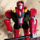 Figuras y Muñecos Power Rangers: FIGURA ARTICULADA RED DRAGON THUNDERZORD (POWER RANGERS)- BANDAI, 1994.. Lote 164805421