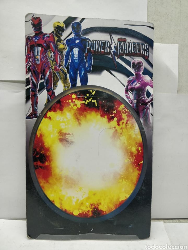Figuras y Muñecos Power Rangers: Sabans Power Rangers Amarillo con armamento - Foto 3 - 165452242