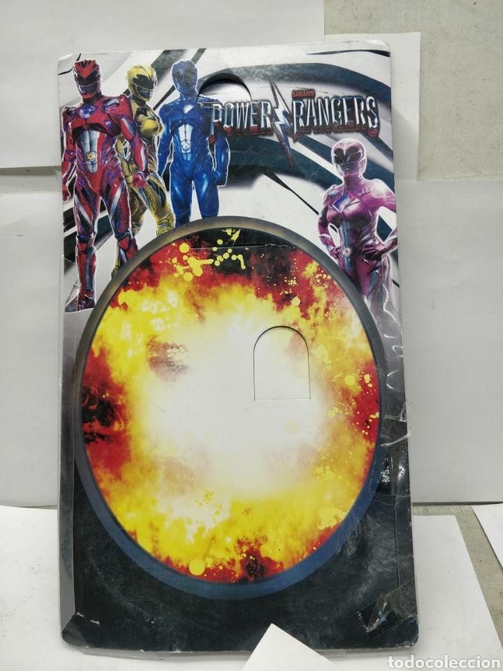 Figuras y Muñecos Power Rangers: Sabans Power Rangers - Ref: 75919-34 - negro y Azul con armamento - Foto 3 - 165452609