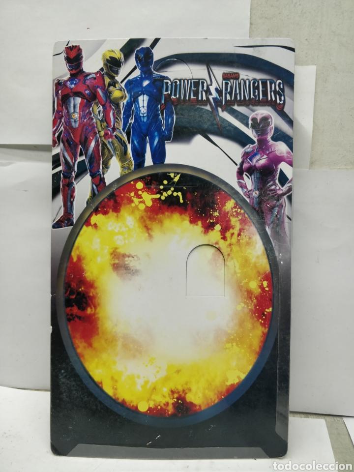 Figuras y Muñecos Power Rangers: Sabans Power Ranger - Ref: 7591-2 - Muñeco de acción amarillo con armamento - Foto 4 - 165452908