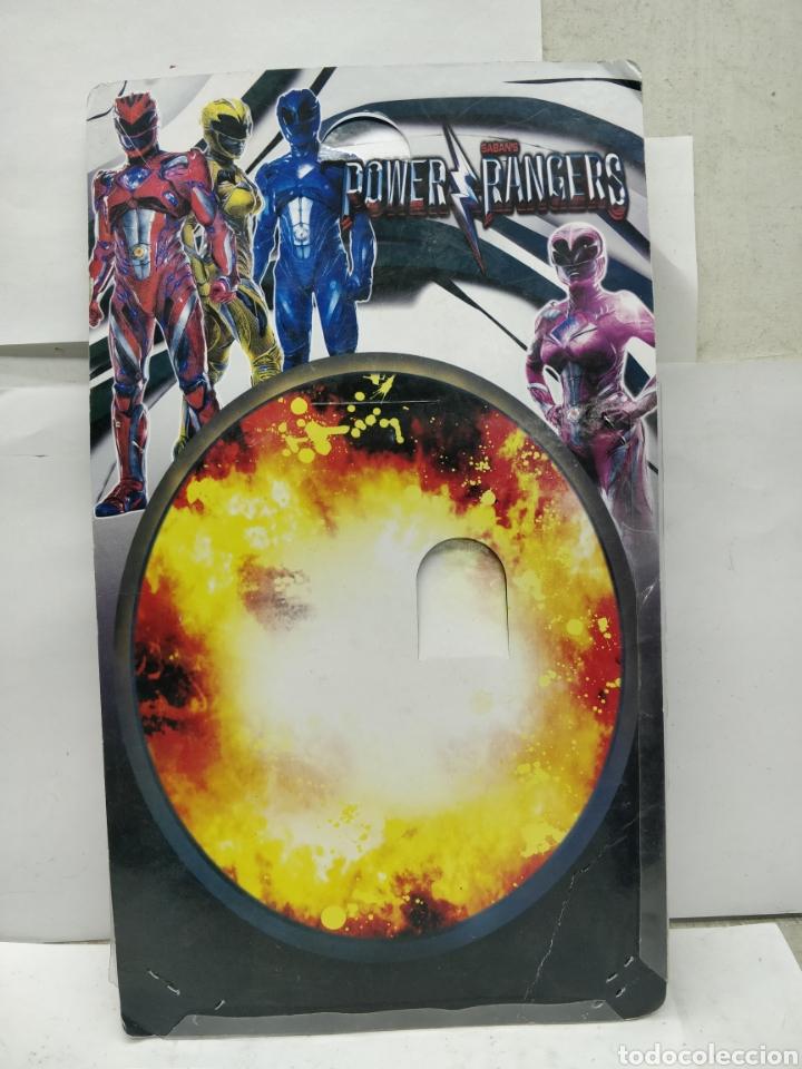 Figuras y Muñecos Power Rangers: Sabans Power Rangers - Ref: 75919-34 - Muñeco de acción negro y azul con armamento - Foto 4 - 165453184