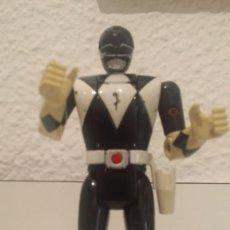 Figuras y Muñecos Power Rangers: ª POWER RANGERS NEGRO - MIGHTY MORPHIN - ORIGINAL BANDAI - AÑO1993 - VER FOTOS - LEER DESCRIPCIÓN. Lote 165767414
