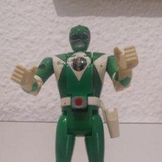 Figuras y Muñecos Power Rangers: ª POWER RANGERS VERDE - MIGHTY MORPHIN - ORIGINAL BANDAI - AÑO1993 - VER FOTOS - LEER DESCRIPCIÓN. Lote 165768662