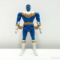 Figuras y Muñecos Power Rangers: - FIGURA AUTO MORPHIN DEL BLUE RANGER DE LA SERIE POWER RANGER ZEO © 1996 BANDAI. Lote 262371770
