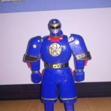 Figuras y Muñecos Power Rangers: MUÑECO DE BANDAI 95 POWER RANGERS DELUXE AUTO-MORPHIN NINJOR MEGAZORD 1995. Lote 166005456