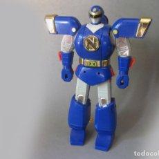 Figuras y Muñecos Power Rangers: FIGURA ROBOT DE POWER RANGERS BANDAI 95 - AUTO MORPHIN NINJOR MEGAZORD. Lote 166130414